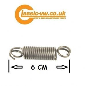 Hood Side Cable Tension Spring 155871953A Mk1 Golf, Beetle, Ghia
